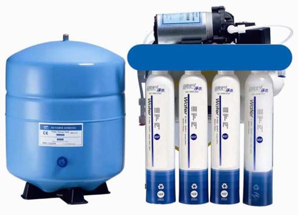 快換型逆滲透純水機-RD 1